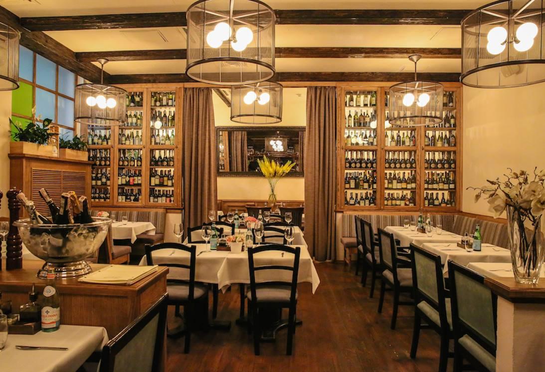 Ресторан Биголи | Bigoli