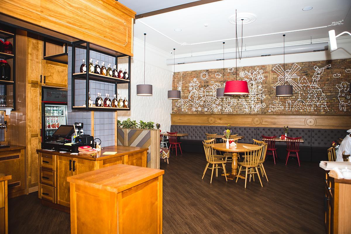 Ресторан Варенична Балувана Галя у Києві