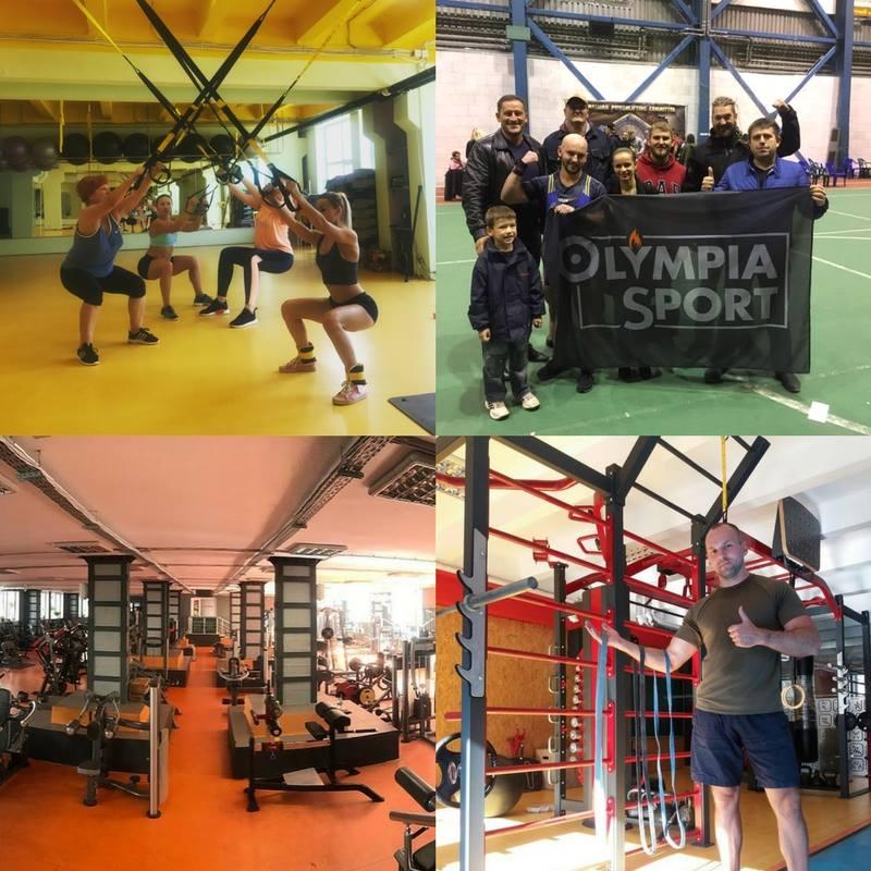 Спортклуб «Олимпия Спорт»