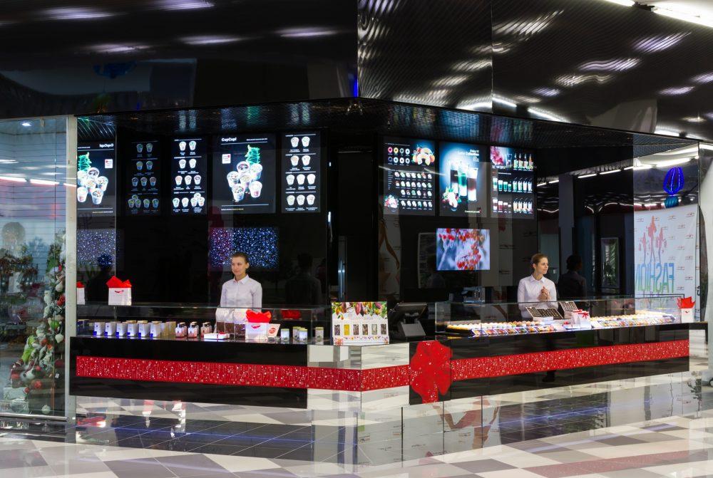 ITIS Café, ТРЦ «ART Mall»