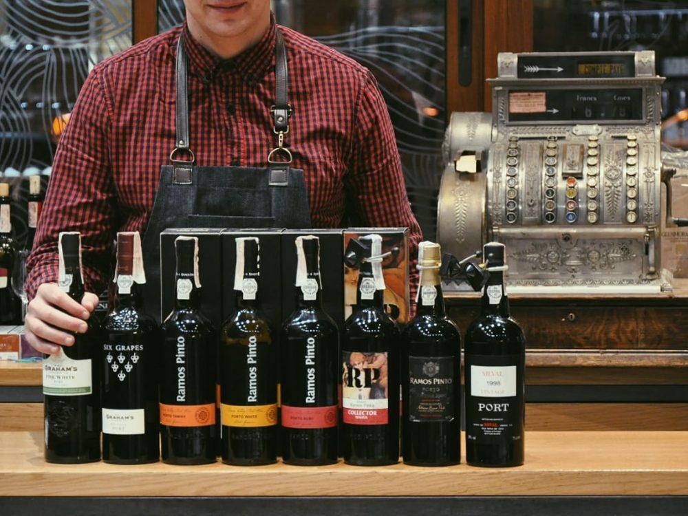 Vinoteca Praha Wok & Wine