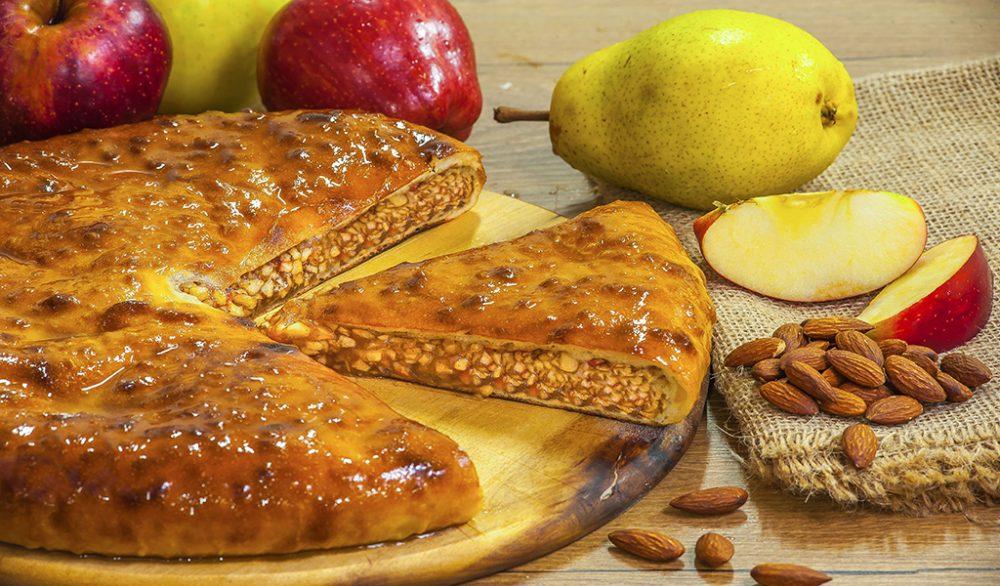 Пекарня осетинских пирогов ТРИ ПИРОГА