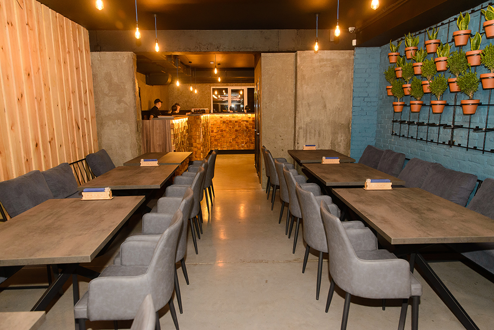 HANAMI restaurant & bar в ТЦ Academ City
