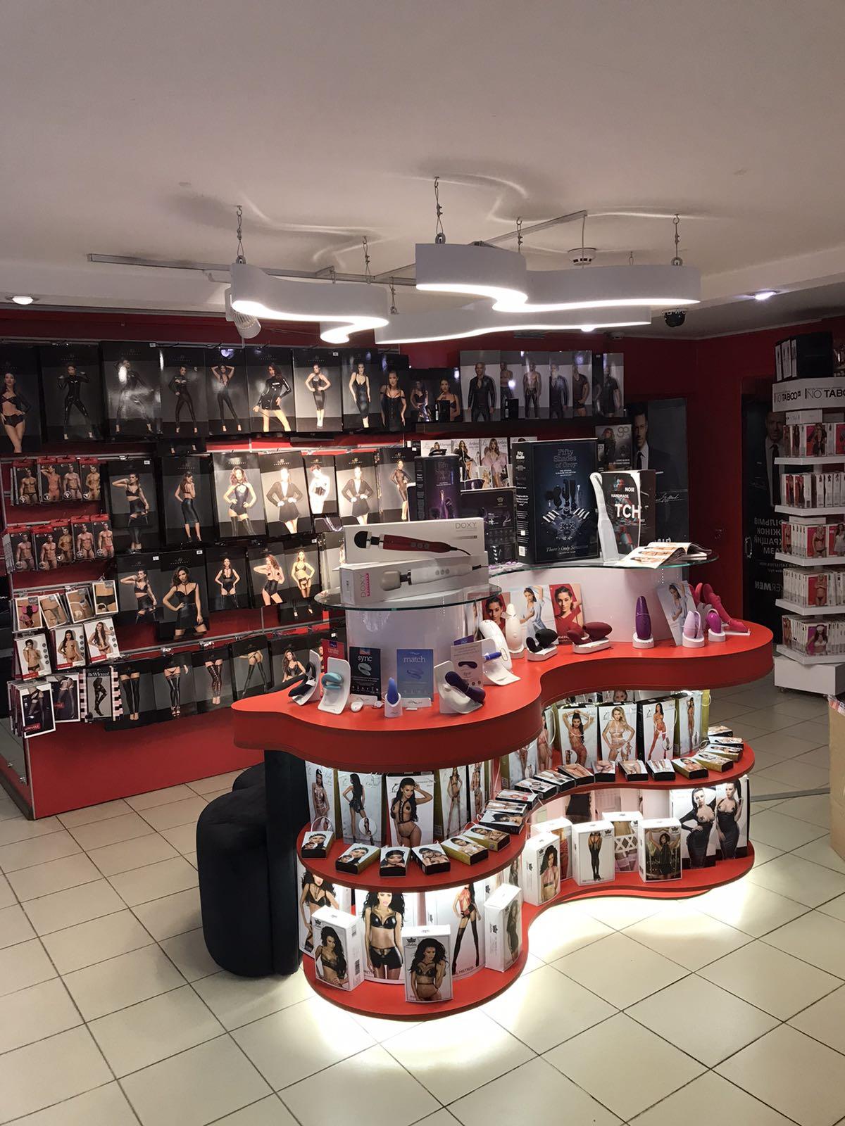 секс шоп NO TABOO на Михайловской