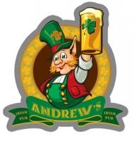Ирландский паб Эндрюс   Andrews Pub