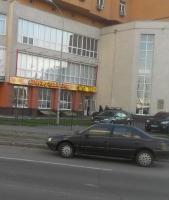Детский супермаркет Антошка возле метро Позняки