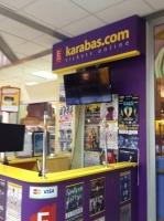 Билетная касса Карабас / Karabas в ТЦ Пирамида