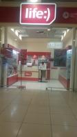 Центр обслуживания Лайф / Life в ТРЦ Караван