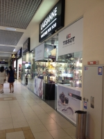 Магазин часов Лозанна / LAUSANNE в ТЦ Дрим Таун