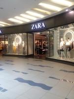 Магазин одежды Зара / ZARA в ТЦ Скай Молл
