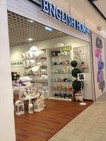 Магазин текстиля и интерьера Инглиш Хоум / English Home в ТРЦ Аладдин