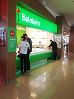 Салат-бар Салатейра / Salateira в ТЦ Скай Молл