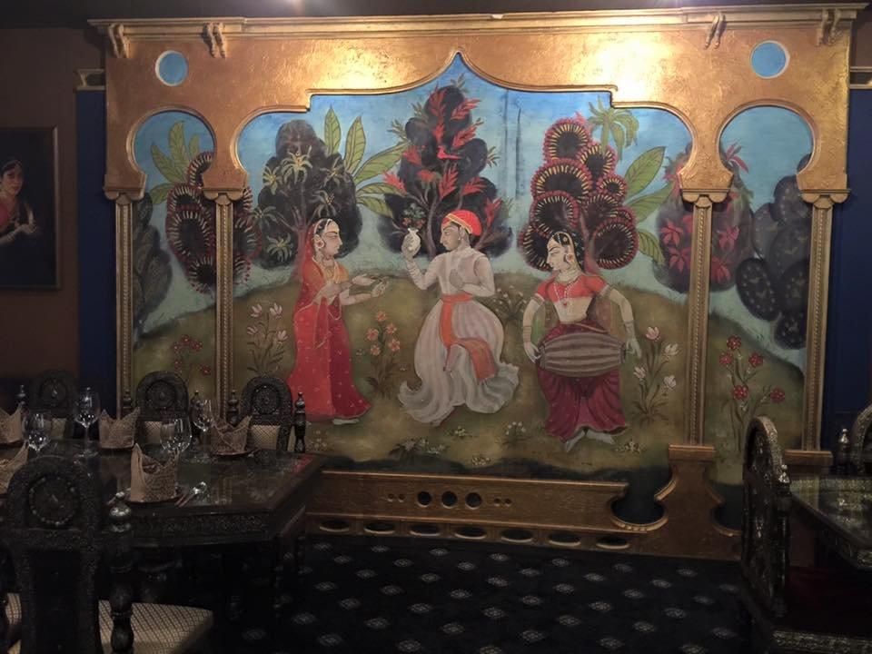 Ресторан Бомбей Пелес / Bombay Palace