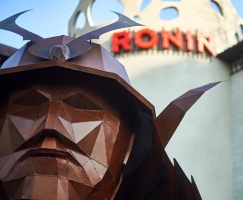 Ресторан Ронин / RONIN