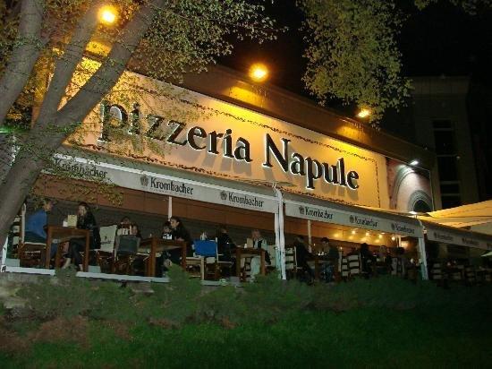 Ресторан Напуле / Napule